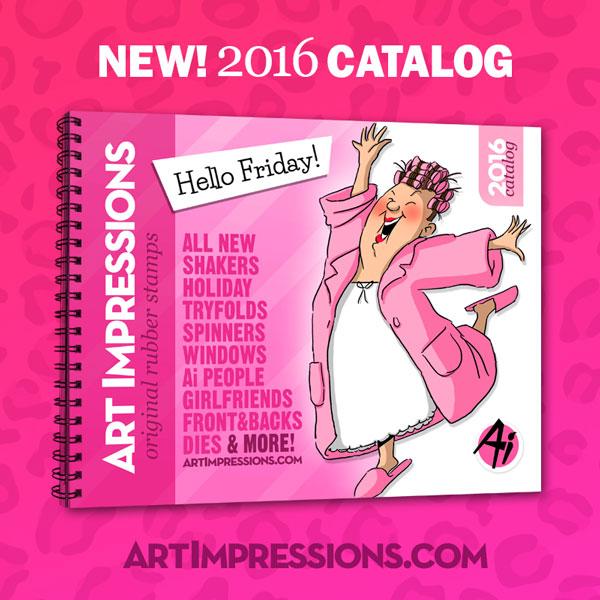 2016 Printed Catalog