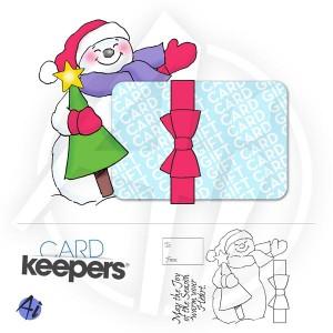 Snowman Keeper - 4069