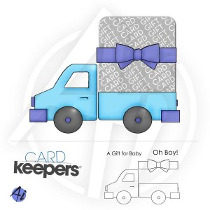 Toy Truck Keeper - 4071