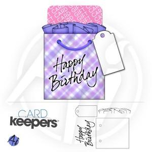 Gift Bag Keeper - 4072