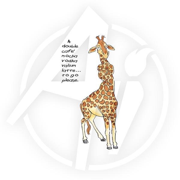 Giraffe Set - 4190