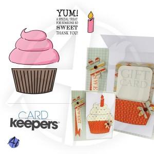 Cupcake Keeper - 4200
