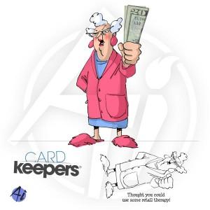 Cash Keeper - 4201