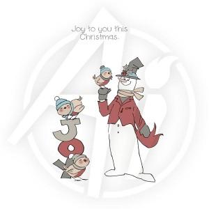 Joyful Christmas Set - 4314