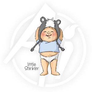 Little Stinker - 4318