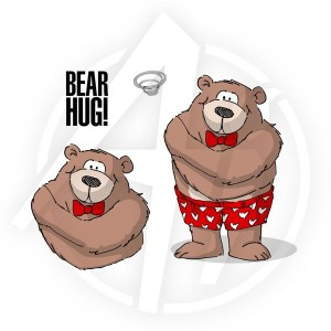 Bear Hug Set - 4361
