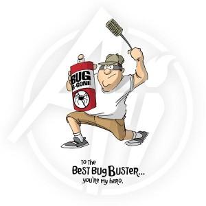 Bug Buster - 4374