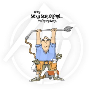 Scrub Lord - 4376