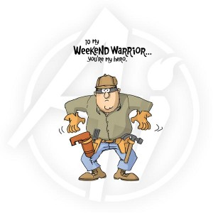 Weekend Warrior - 4378