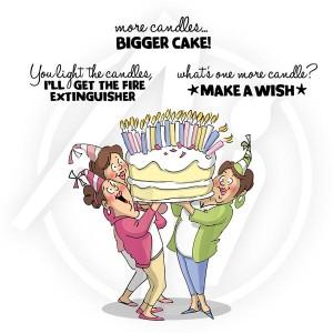 Giant Cake Set - 4382