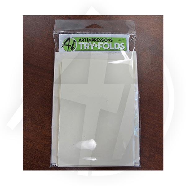 Cardstock & Envelope 8 Pack - White - 4457