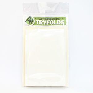 4458 Cardstock & Envelope Cream