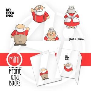 Santa & Mrs. Set - 4506