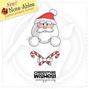 Santa Note-able - 4512