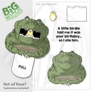 Gator Big Mouth - 4564