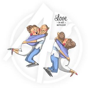 Love Spinner - 4571
