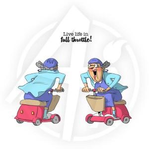 Throttle Spinner - 4572