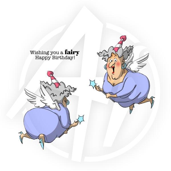 Fairy Spinner - 4576