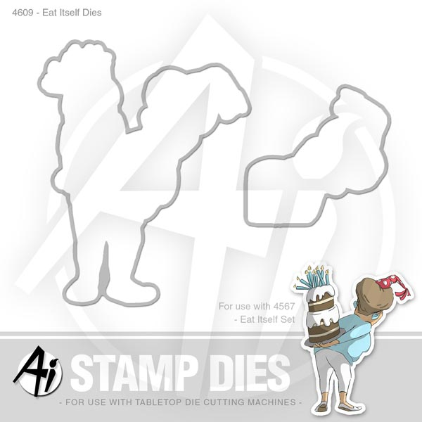 Eat Itself Dies - 4609