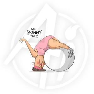 Skinny Yet Set - 4672