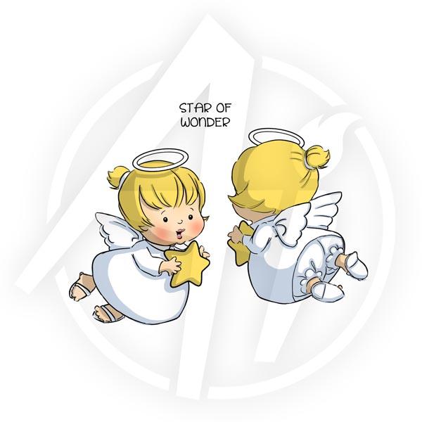 Angel Spinner - 4673