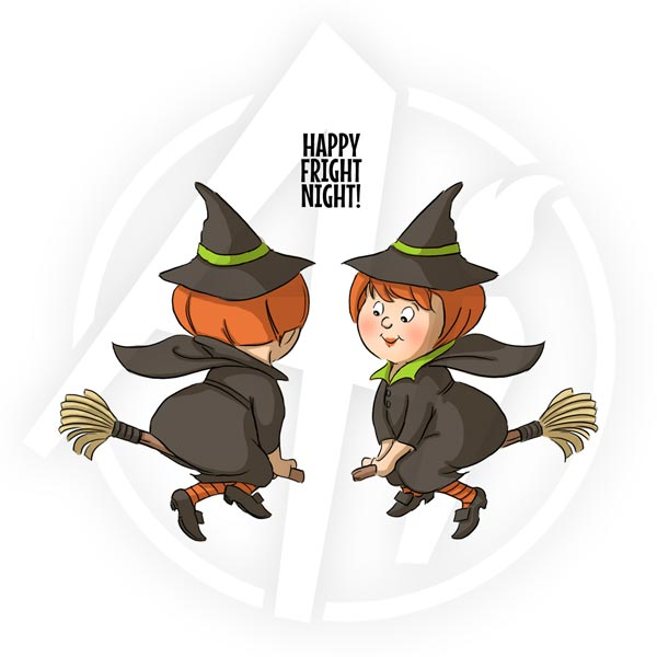 Witch Spinner - 4679