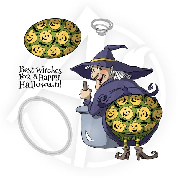 Best Witches Set - 4684