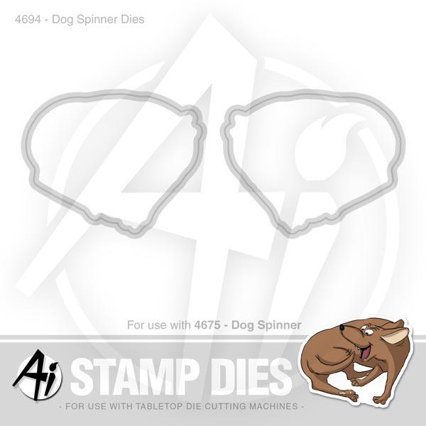 Dog Spinner Dies - 4694