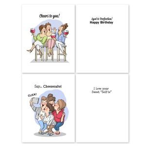 Card Series Set 8 - CSS8