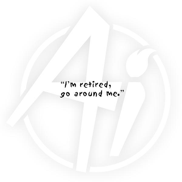 I'm Retired - E2619