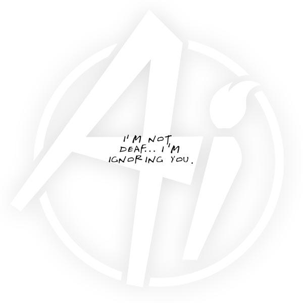 Not Deaf - E3477
