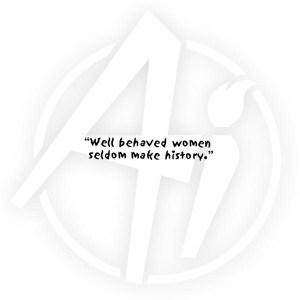 Well Behaved Women - F2625