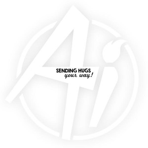 Sending Hugs - F4559
