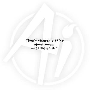 Don't Change - G2627