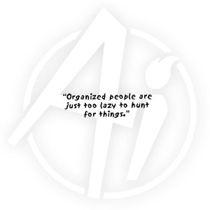 Organized People - G2634