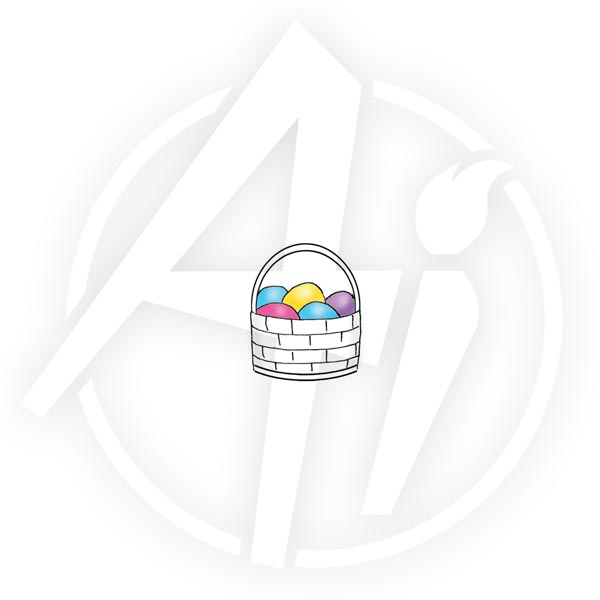 Easter Basket - G4117