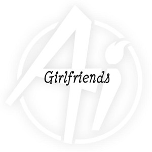 Girlfriends text - G4165