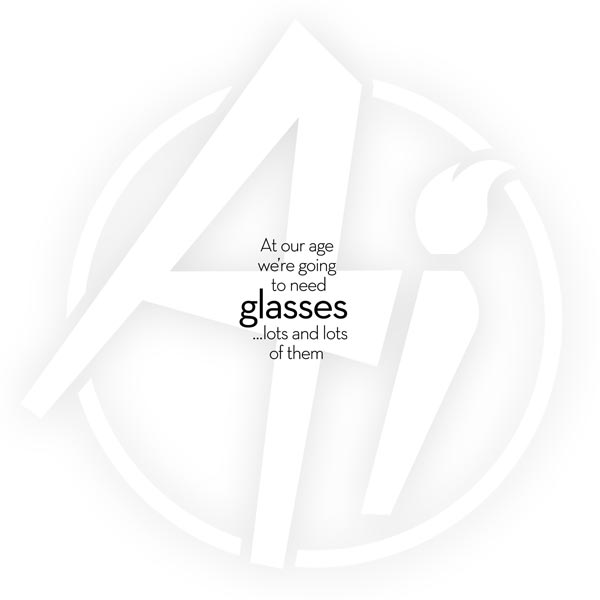 Need Glasses - H4336