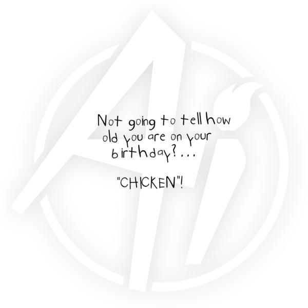 Chicken! - I1889