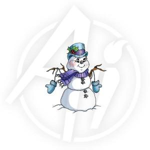 Giant Snowman - L1338