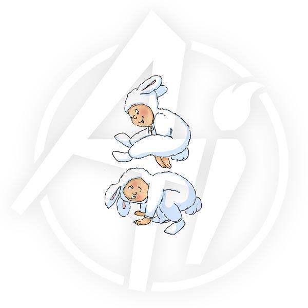 Easter Tot Leap Frog - L4018