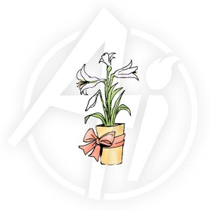 Easter Lilies - L4022