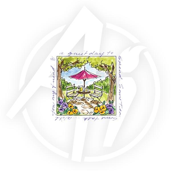 Garden Window - M3179