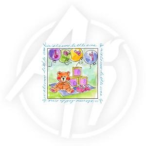 Baby Window - M3190