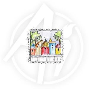 Birdhouse Neighborhood - M3312