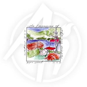 Pleasures window - M4588