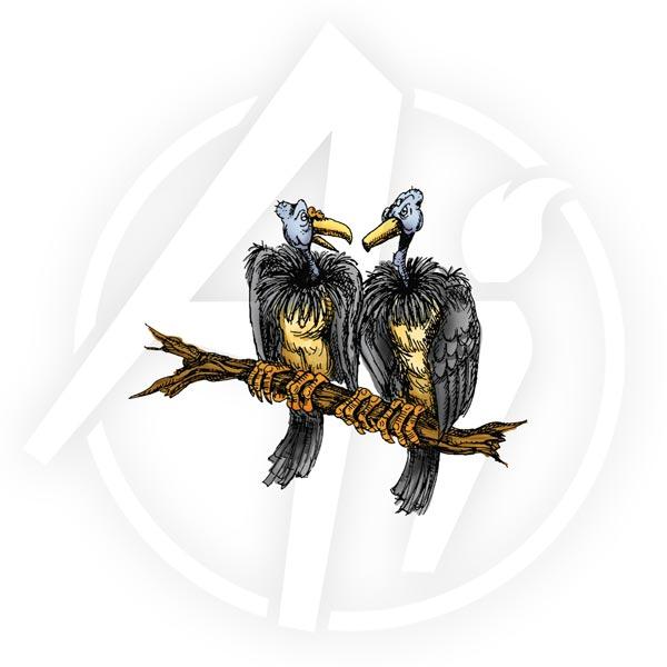 Buzzards - Q1183