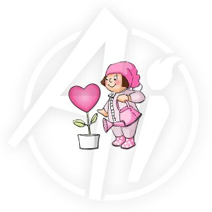 Valentot Heart - Q4005