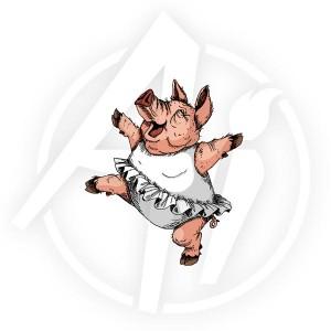 Dancing Pig - T1185