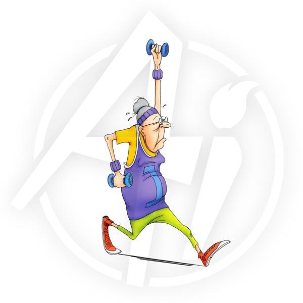 Fitness Queen - T1926